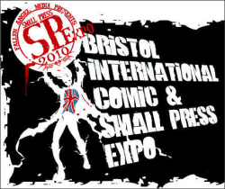 Bristol International Comic & Small Press Expo
