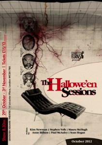 The Hallowe'en Sessions