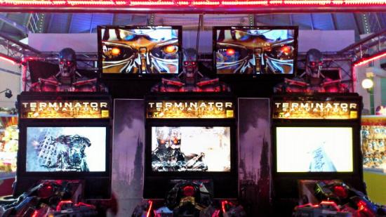 Terminator games