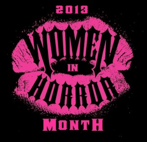 Women in Horror 2013