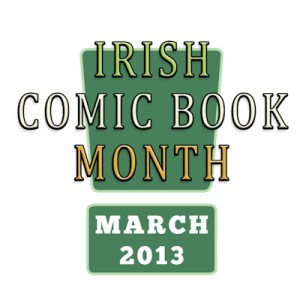 Irish Comic Book Month