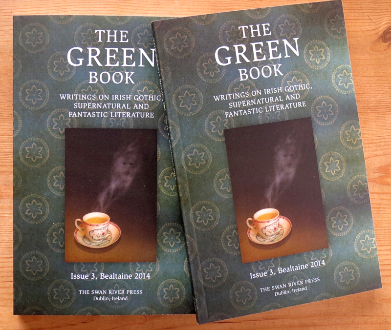 The Green Book, issue 3